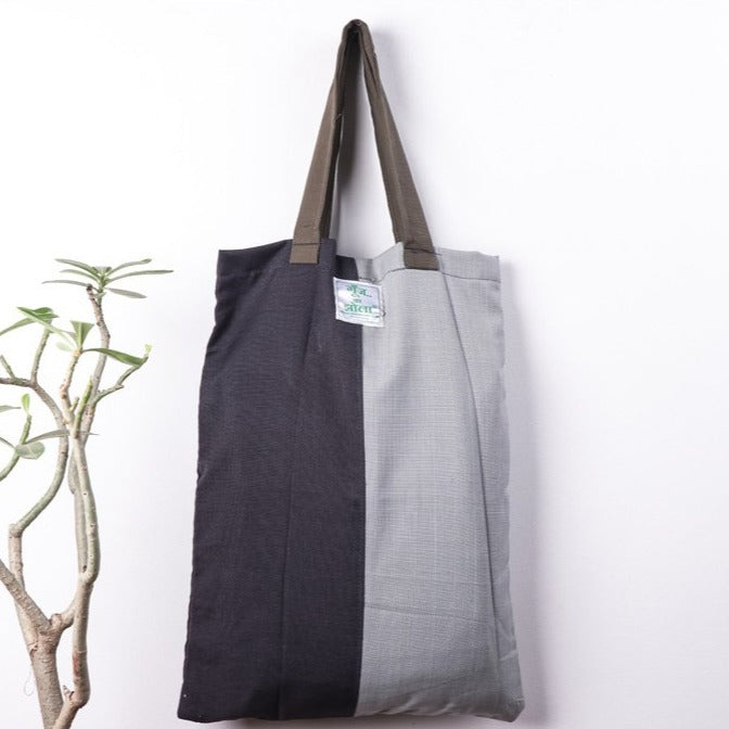 Handcrafted Carry Bag by Green by Goonj (Assorted)