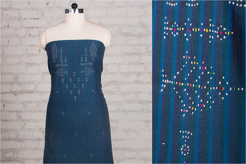 Tangaliya Handwoven Cotton Dress Material