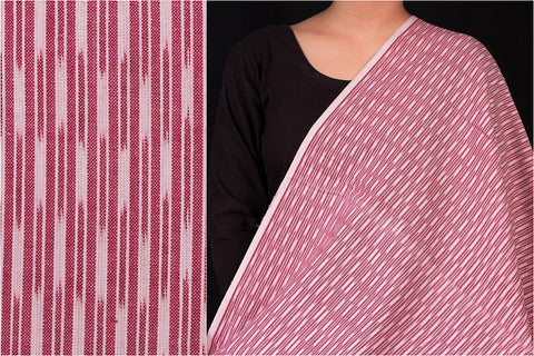 Pochampally Ikat Cotton Fabric