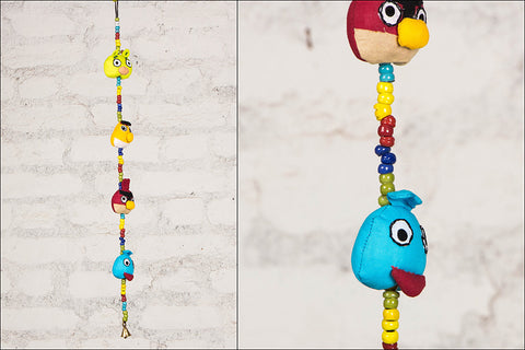 Angry Bird Hanging by SASHA