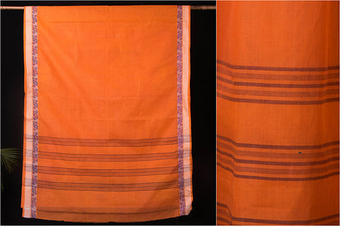 Kanchipuram Handloom Cotton Saree
