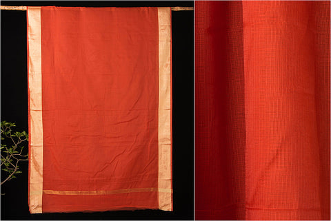 Pure Kota Doria Handloom Cotton Saree