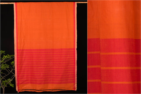 Godavari Toranam Cotton Saree with Blouse by DAMA