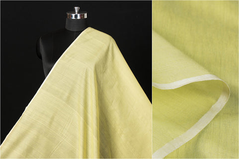 Maheshwari Silk Cotton Pure Handloom Fabric