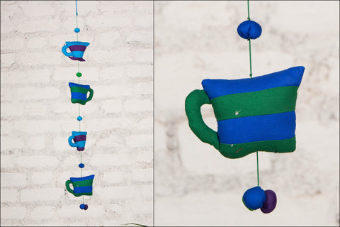 Mug Hanging  by SASHA