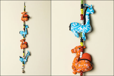 Handmade Camel Hanging with Bell by SASHA