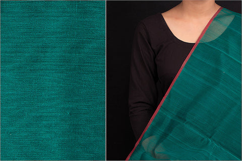 Chanderi Silk Mercerized Handloom Fabric
