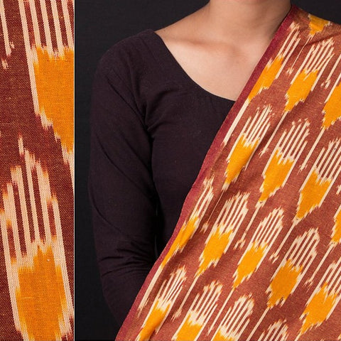 Traditional Pochampally Ikat Cotton Fabric