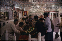 The Diya In The Dargah - by Trisha Das