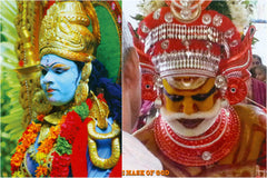 The Mask Of God - by Santosh Sethumadhavan