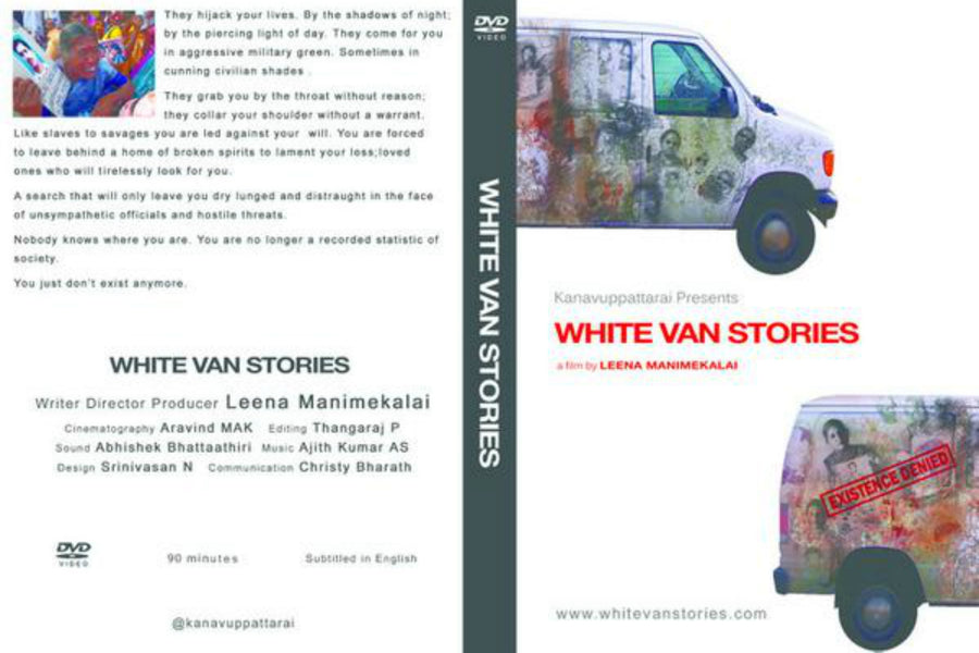 White Van Stories