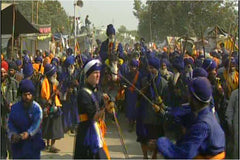 The Holy Duels of Hola Mohalla - by Vani Subramanian