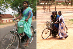 Pedaling To Freedom - by Vijay S. Jodha