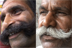 Moustaches Unlimited - by Vasudha Joshi