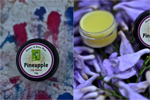Last Forest - Pineapple Bees Wax Lip Balm