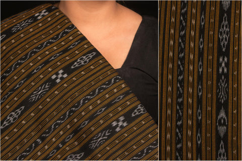 Sambalpuri Ikat Lining Cotton Fabric