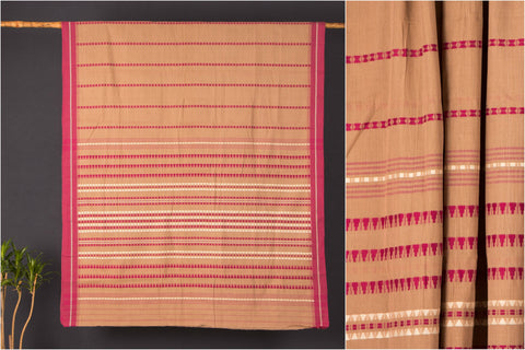 Begumpuri All Chiur Matha Handloom Cotton Saree