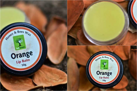 Last Forest - Orange Bees Wax Lip Balm