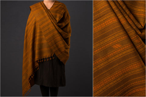 Traditional Pure Woolen Shawl