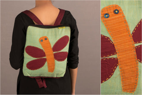 Upcycled Lilla Bag by Jugaad