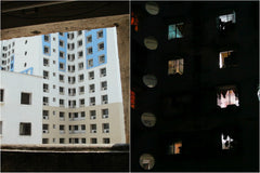 Vertical City - by Avijit Mukul Kishore