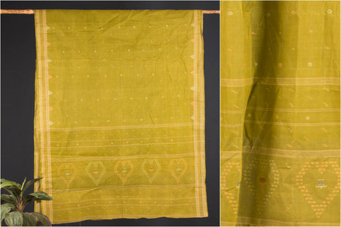 Handloom Cotton Saree from Phulia