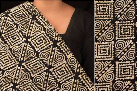 Hand Batik Printed Cotton Fabric
