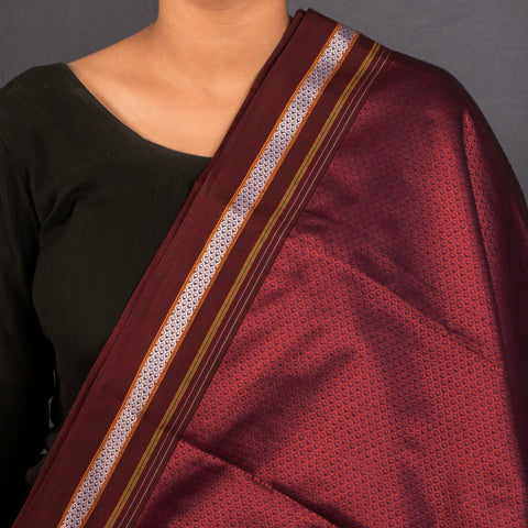 Handloom Khun Cotton Fabric (width - 36 inches)