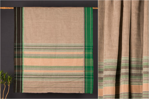 Begumpuri Handloom Cotton Saree