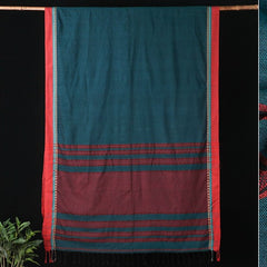Phulia Bengal Handwoven Silk Cotton Naksha Saree