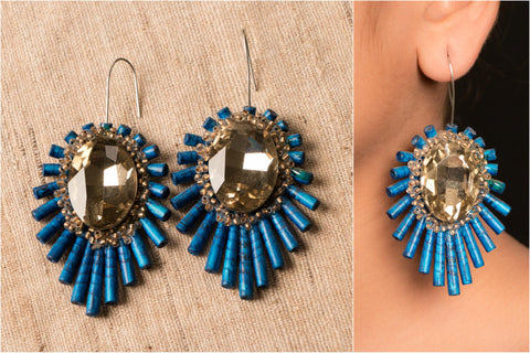 Bling Keri Earring by Vrinda