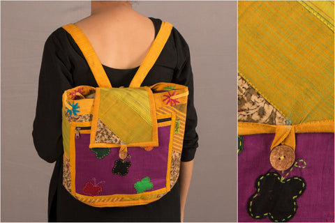 Upcycled Zooni Bag by Jugaad
