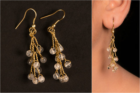 Handcrafted Earring by Akhilesh Mani