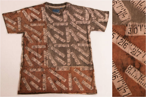 (Size - M) Bindaas Print Cotton Unisex T-Shirt