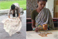 Handmade In India - by Malati Rao