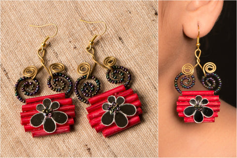 Egyptian pc Small Earring by Vrinda