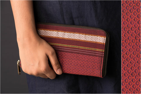 Special Khun Fabric Clutch Wallet
