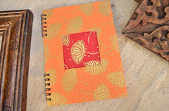 Spiral Window Notebook Medium