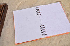 Spiral Window Notebook Small