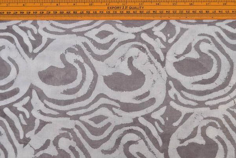 Bindaas Print Precut Cotton Fabric - 1.2 Meter