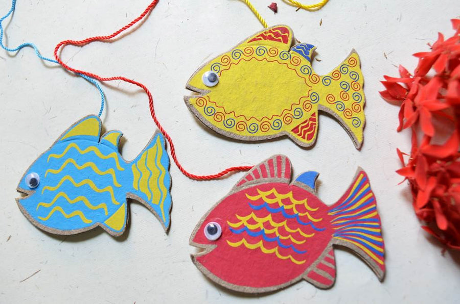 Ornament Fishes