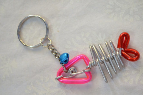 Wired Keychain