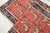 Original Pedana Kalamkari Block Printed Natural Dyed Cotton Table Runner (14 x 48 in)