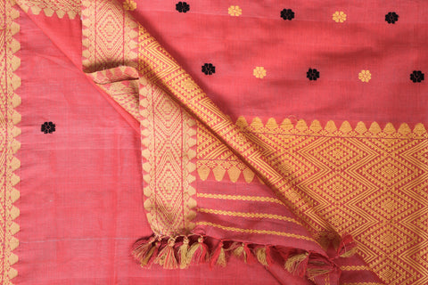 Special Handloom Nuni Cotton Assamese Saree