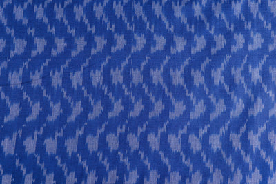 Pochampally Ikat Handloom Pure Cotton Fabric