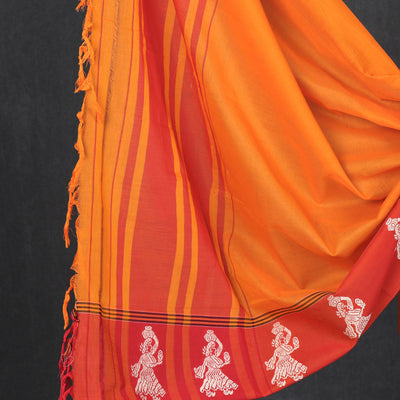Dharwad Handloom Pure Cotton 3pc Suit Material Set