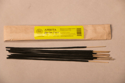 Sri Aurobindo Ashram - Divine love Incense Sticks