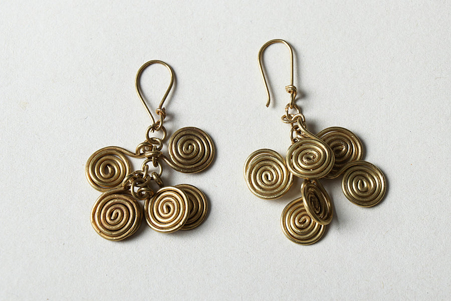 Tribal Odisha Dhokra Earrings
