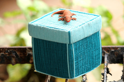Coir Jewelry Box