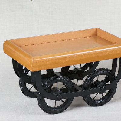 Serving Cart - Handcrafted with MDF Wood